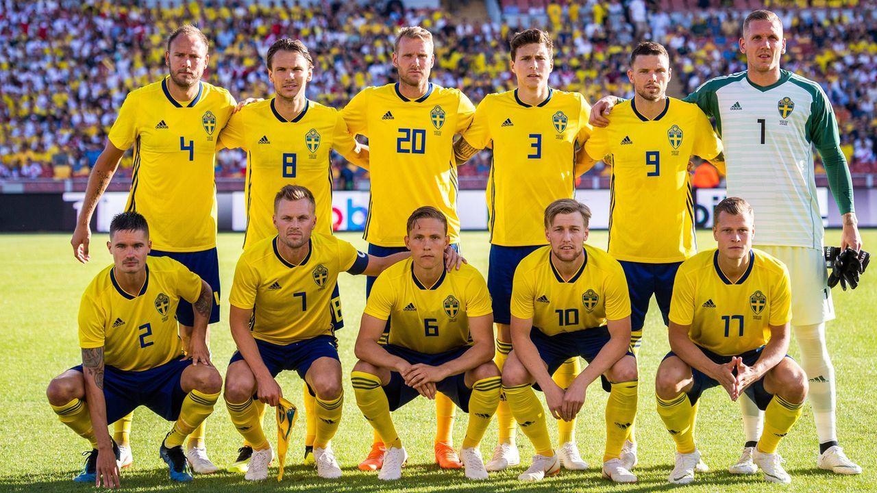 Schweden: 27,74 Jahre - Bildquelle: Imago