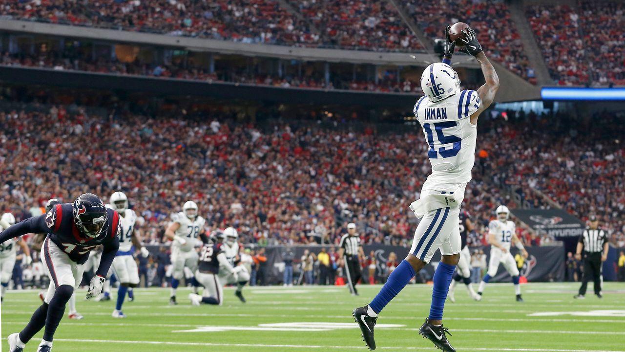 28. Indianapolis Colts - Bildquelle: 2019 Getty Images