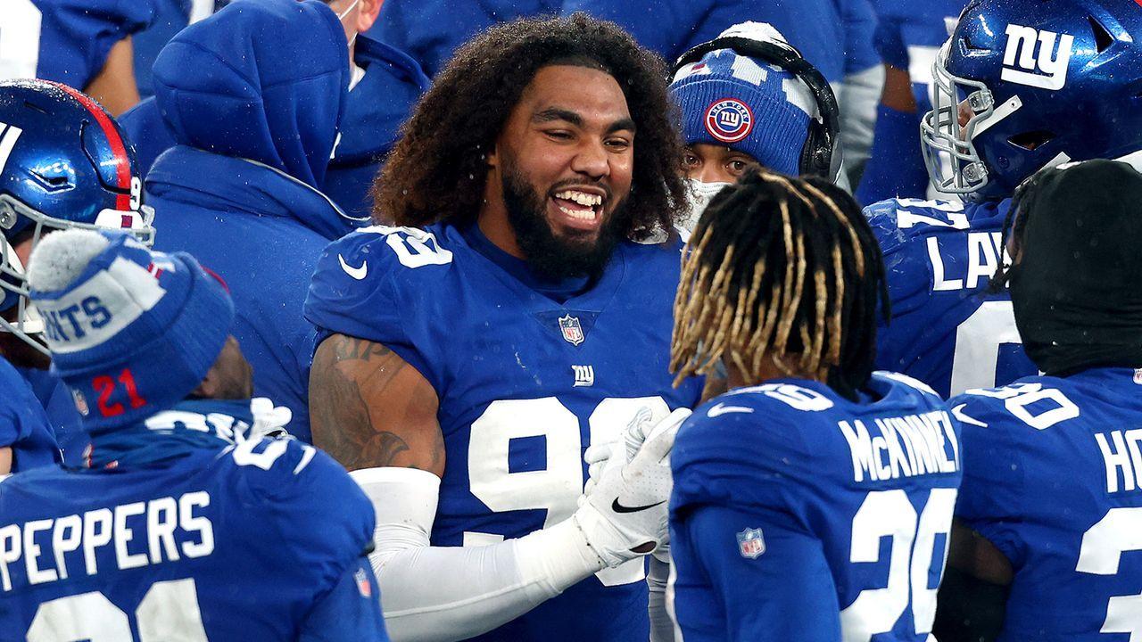 Platz 4: Leonard Williams (New York Giants) - Bildquelle: Getty Images
