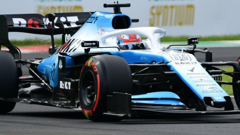 Williams setzt auch künftig auf Mercedes-Motoren - Bildquelle: AFPSIDMIGUEL MEDINA