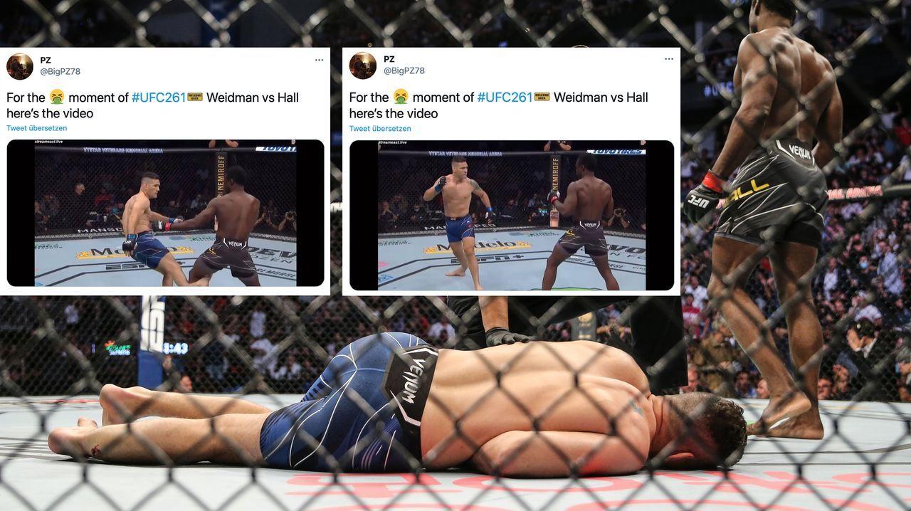 Nichts für schwache Nerven: UFC-Star mit Schienbeinbruch - Bildquelle: Getty Images