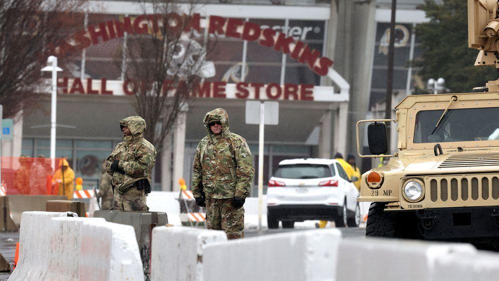 Die NFL im Ausnahmezustand: Wegen der Corona-Pandemie überwacht die National... - Bildquelle: Getty Images