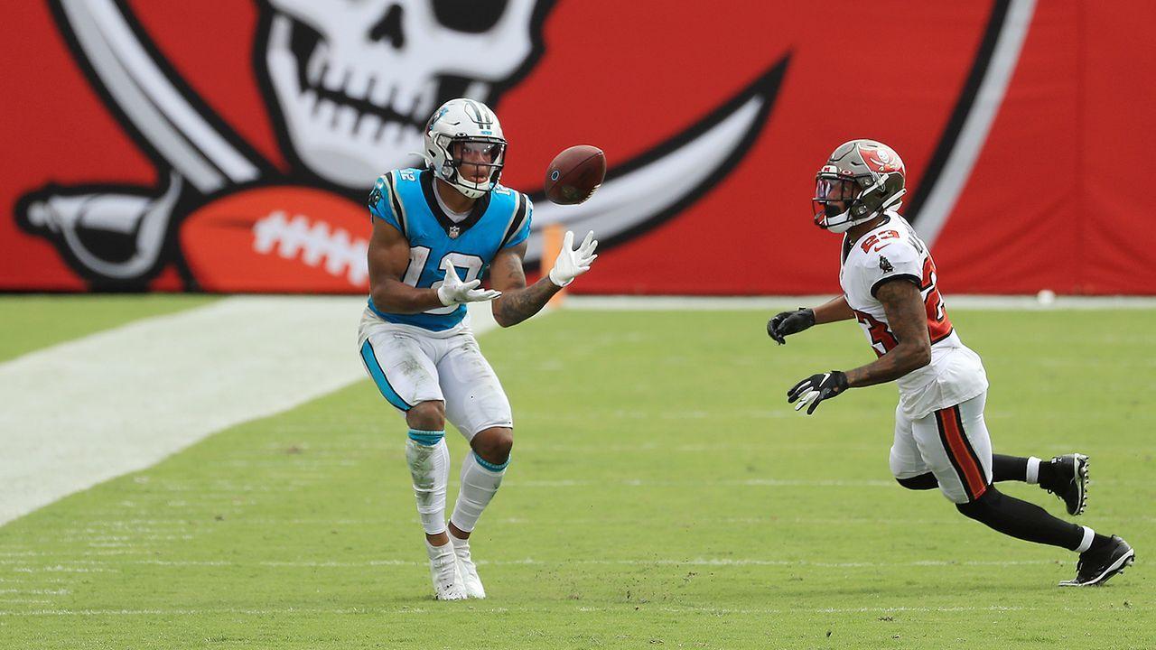 D.J. Moore (Carolina Panthers) - Bildquelle: Getty Images