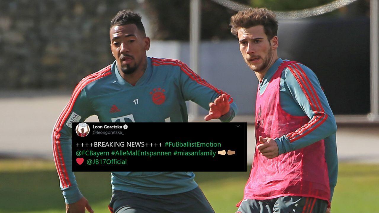 Trainingszoff beim FC Bayern - Bildquelle: imago images / Philippe Ruiz