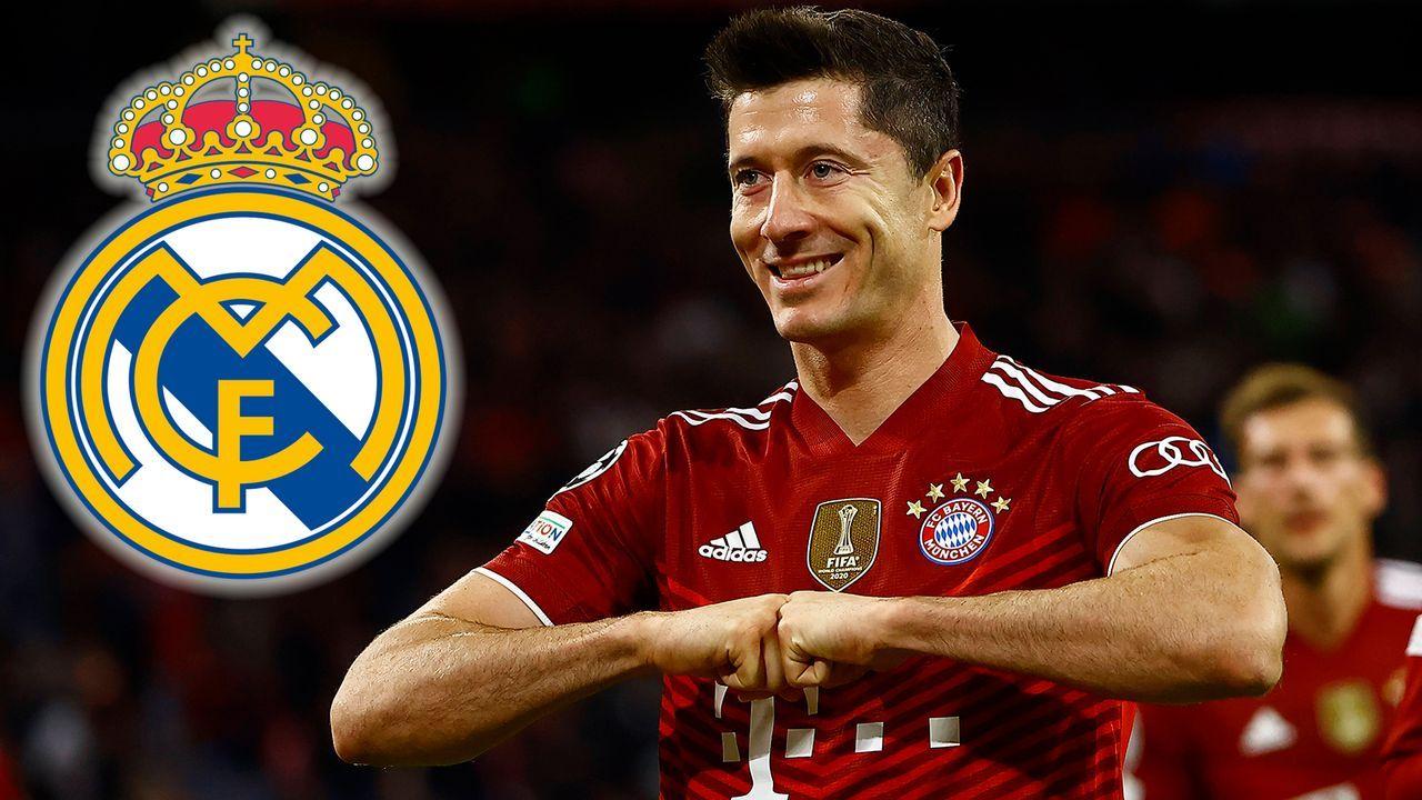 Robert Lewandowski (FC Bayern München) - Bildquelle: Imago Images