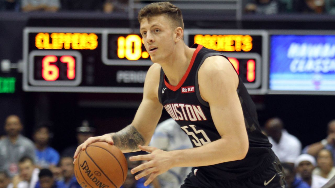 Isaiah Hartenstein (Houston Rockets) - Bildquelle: imago images/ZUMA Press