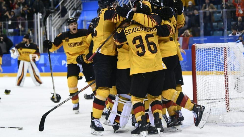 Deutsches Eishockey-Team steht vor Umbruch - Bildquelle: AFPSIDBRENDAN SMIALOWSKI