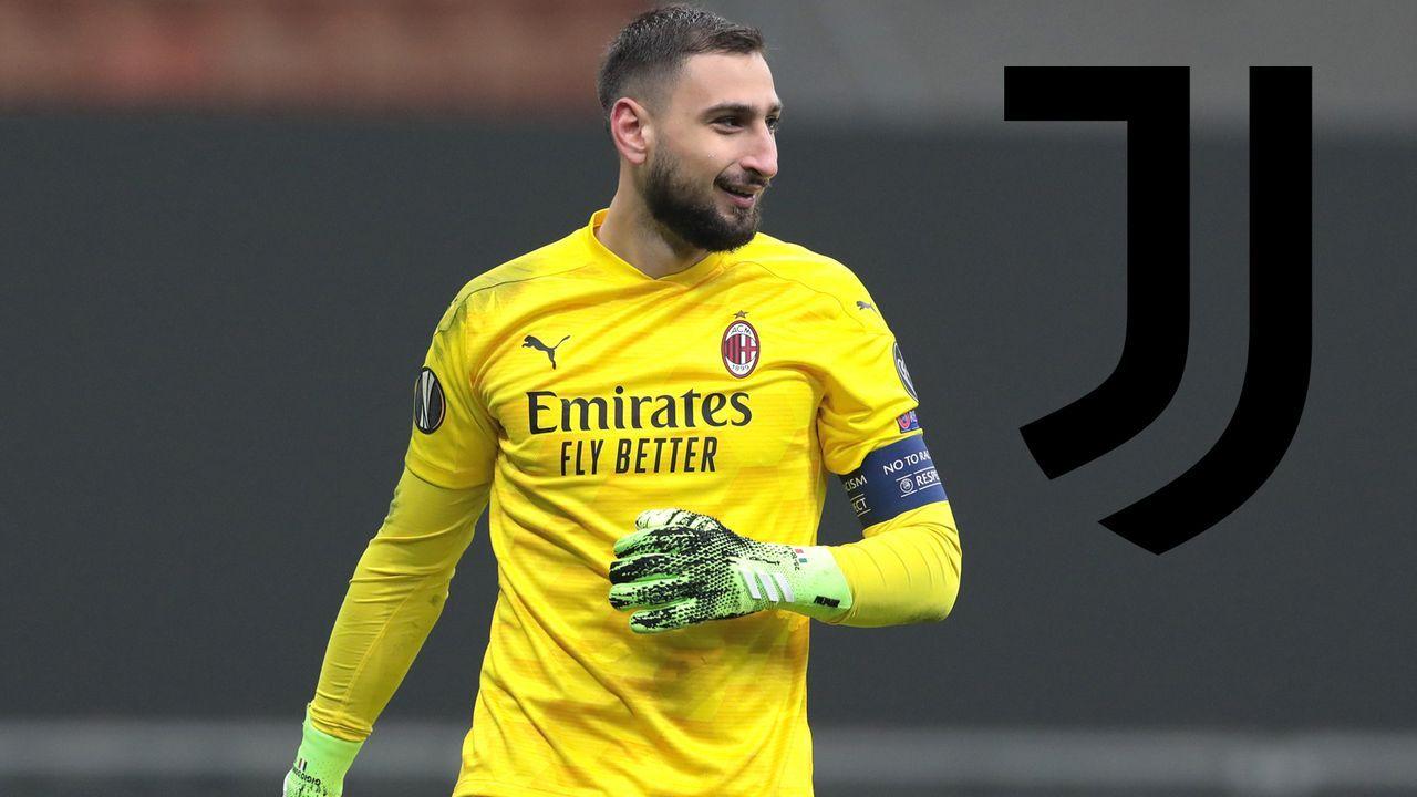 Gianluigi Donnarumma (AC Mailand) - Bildquelle: 2020 Getty Images