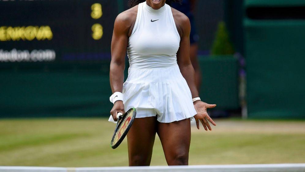 Williams kommt Traum von 22. Grand-Slam-Titel näher - Bildquelle: PIXATHLONPIXATHLONSID-