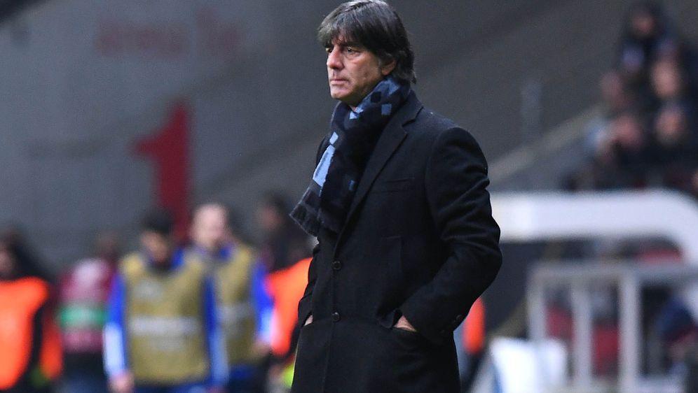 Bundestrainer Joachim Löw. - Bildquelle: imago images/Revierfoto