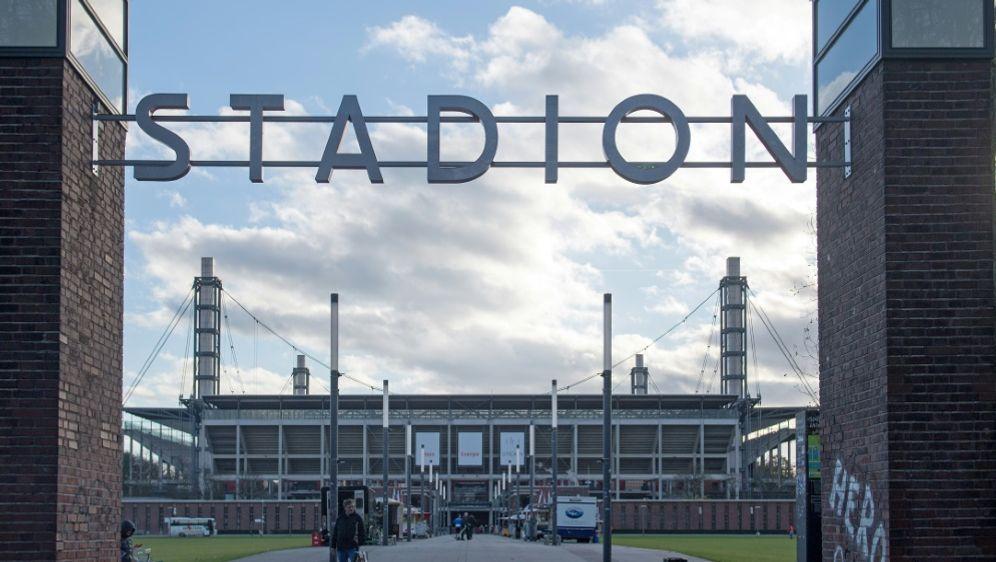 Der 1.FC Köln plant einen Stadionausbau - Bildquelle: PIXATHLONPIXATHLONSID