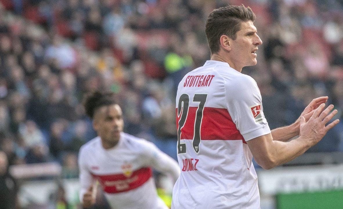 12. Platz: VfB Stuttgart - Bildquelle: imago