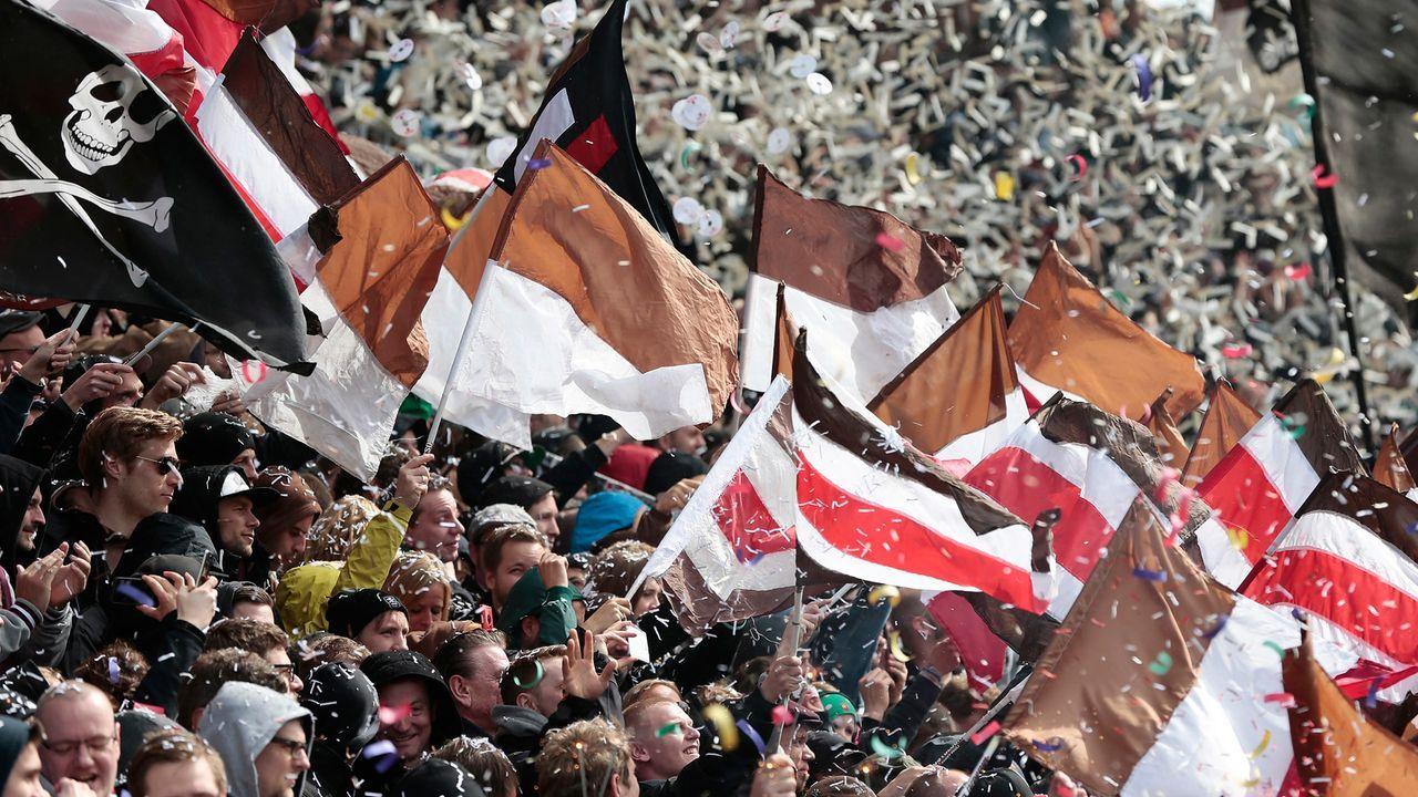 FC St. Pauli - Bildquelle: 2015 Getty Images