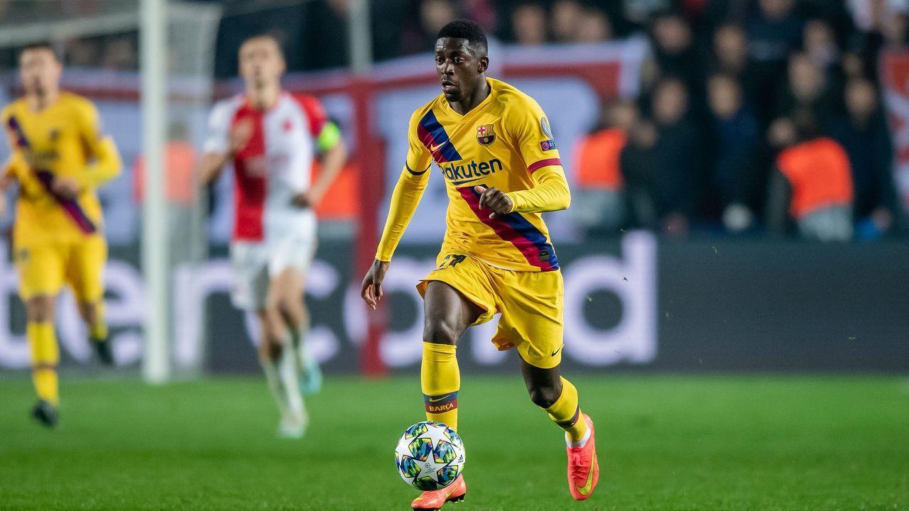 Ousmane Dembele (FC Barcelona) - Bildquelle: Getty Images