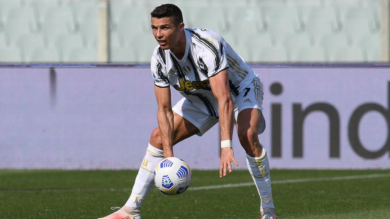 Platz 10 (geteilt): Juventus Turin - Bildquelle: imago images/HochZwei/Syndication