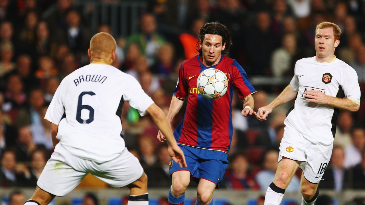 Grund 4: United in den letzten drei Spielen im Camp Nou ungeschlagen - Bildquelle: 2008 Getty Images