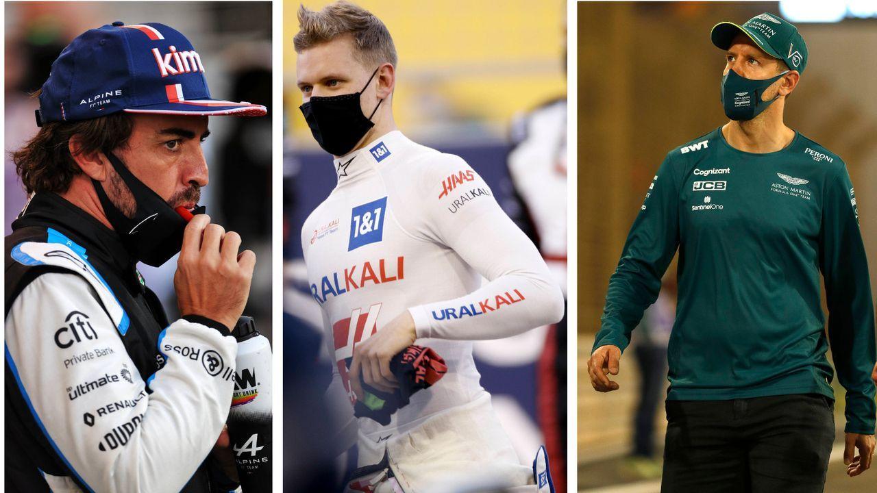 Formel 1: Die Gewinner und Verlierer des Saisonstarts in Bahrain
