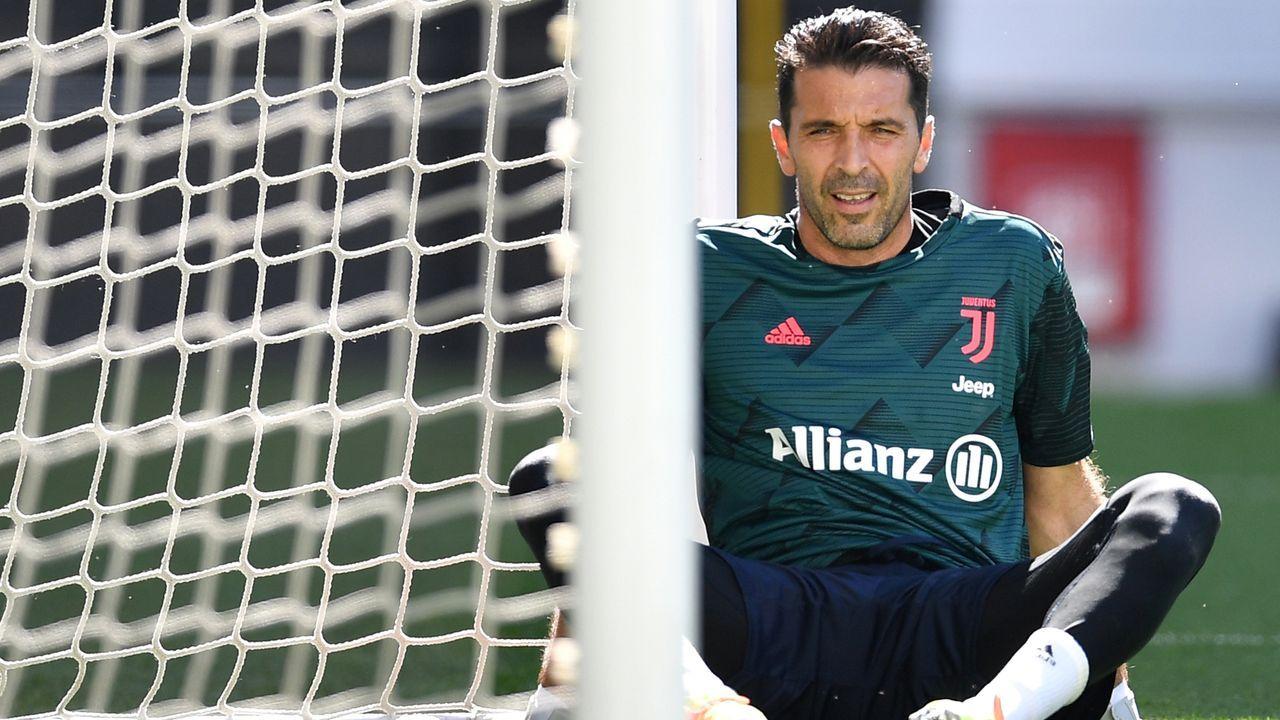 Gianluigi Buffon - Bildquelle: 2020 Getty Images