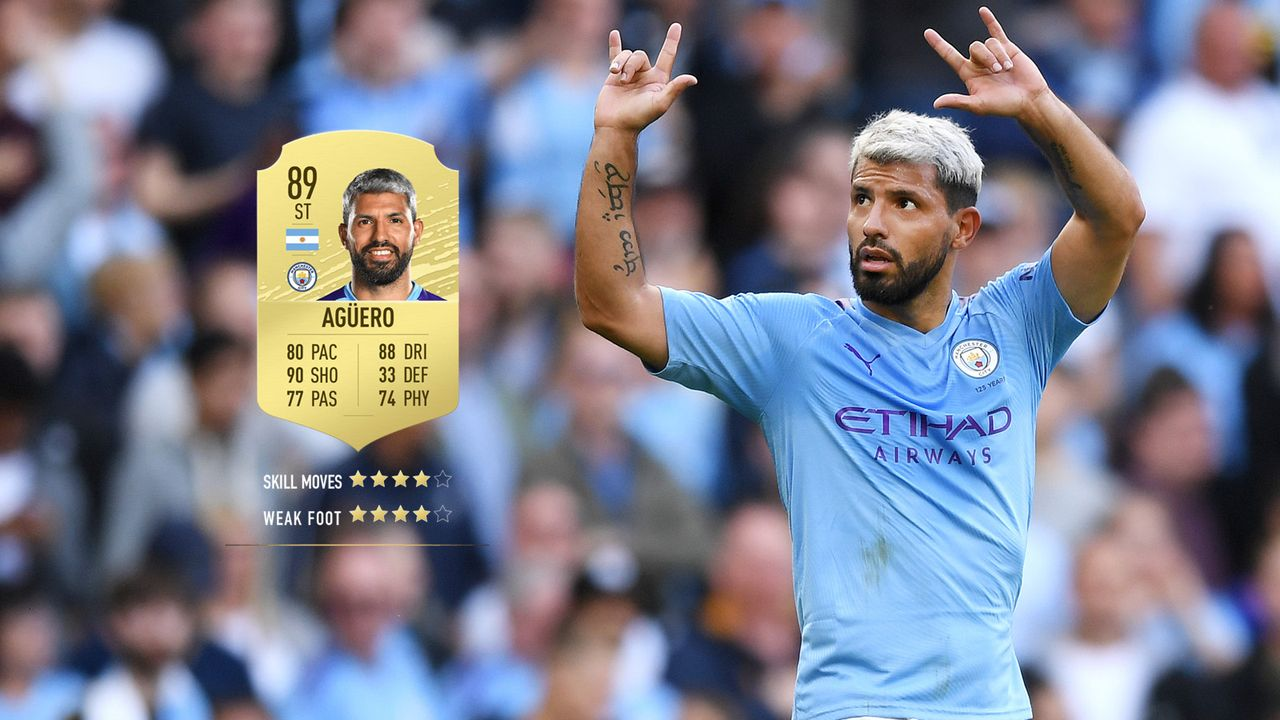11. Sergio Agüero (Manchester City)  - Bildquelle: 2019 Getty Images