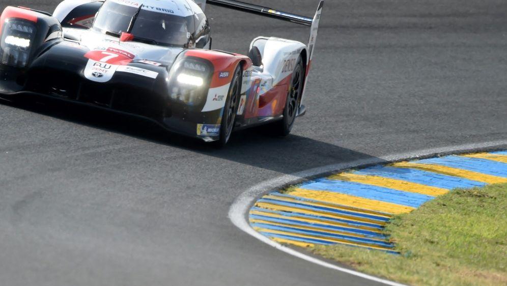 Nitro zeigt das 24-Stunden-Rennen von Le Mans - Bildquelle: AFPSIDJEAN-FRANCOIS MONIER