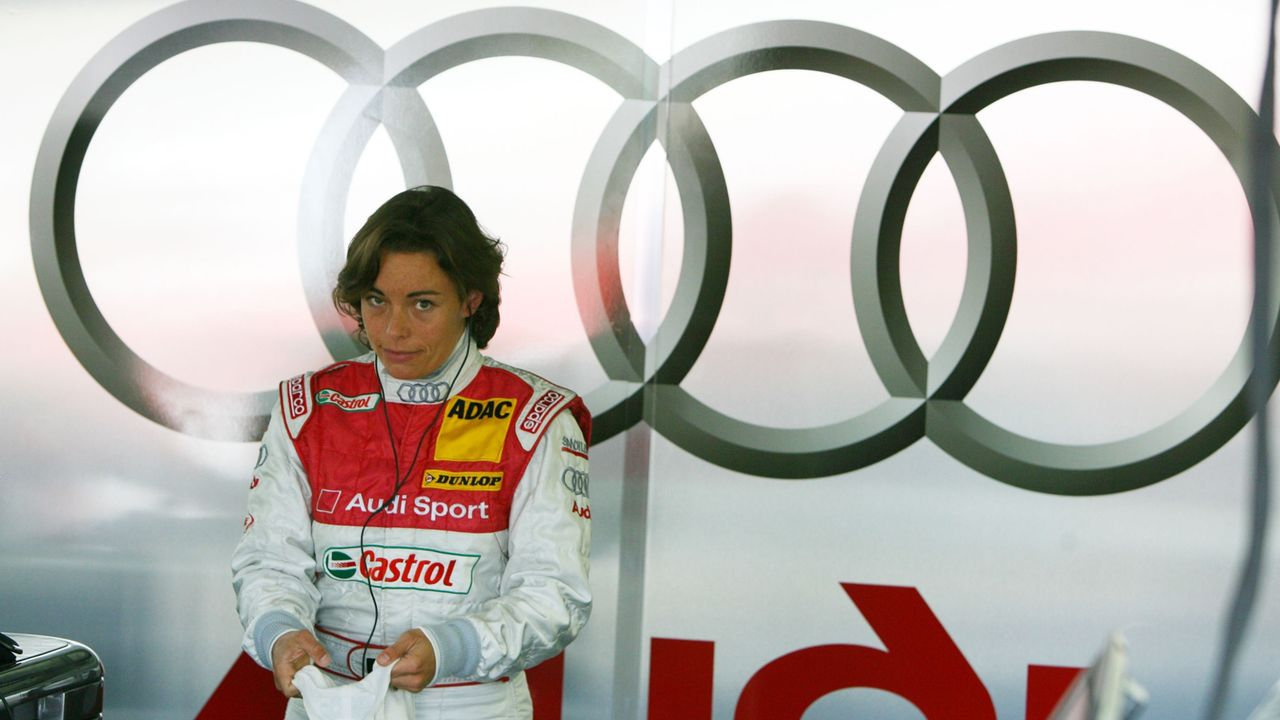 Vanina Ickx (DTM-Saisons 2006-2007, 19 Rennen) - Bildquelle: imago images/Motorsport Images