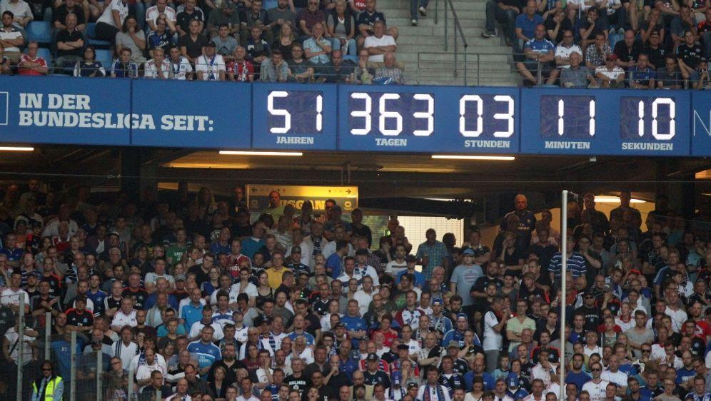 Die Stadion-Uhr hat ausgedient - Bildquelle: PIXATHLONPIXATHLONSID