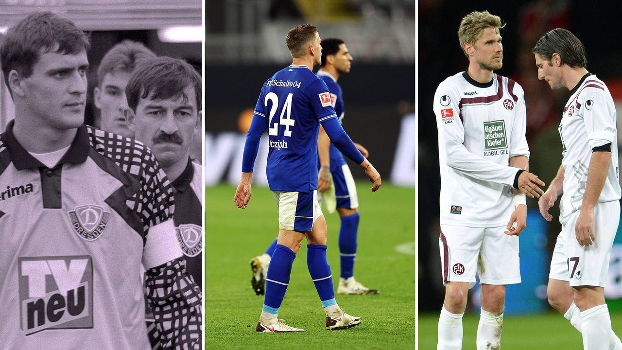 Diese Bundesliga-Klubs blieben am längsten ohne Sieg - Bildquelle: Imago
