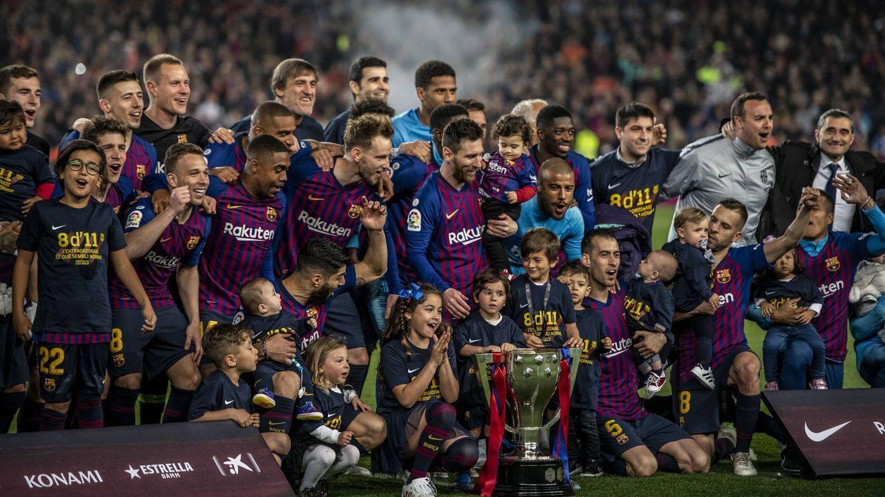 Topf 1: FC Barcelona - Bildquelle: imago images / Imaginechina