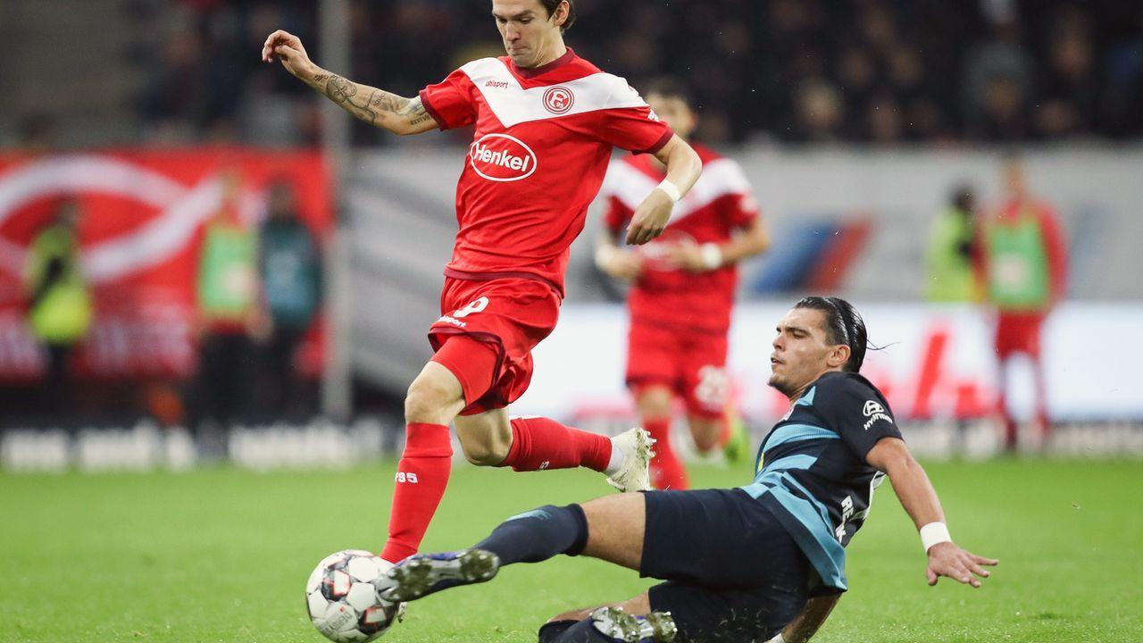 Platz 3 - Karim Rekik (Hertha BSC) - Bildquelle: 2018 Getty Images