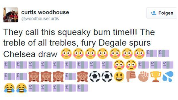 Kombinierte Box- und Fußball-Wette - Bildquelle: Twitter/woodhousecurtis