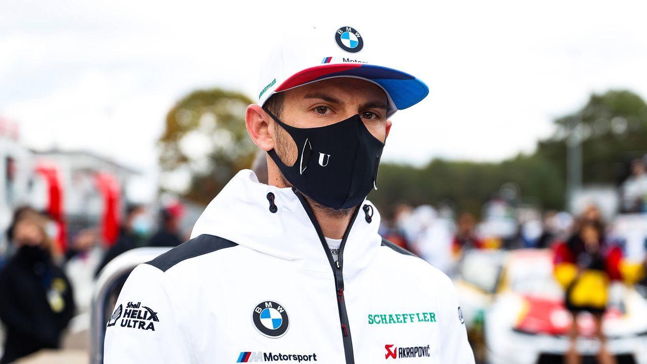 Marco Wittmann (Walkenhorst Motorsport) - Bildquelle: imago images/HochZwei