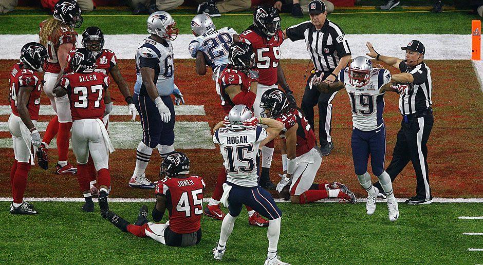 Erster Super Bowl in der Overtime - Bildquelle: 2017 Getty Images
