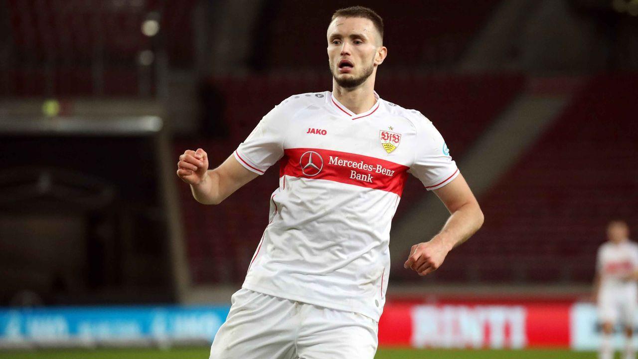 Platz 14: VfB Stuttgart (zwei Spieler) - Bildquelle: imago images