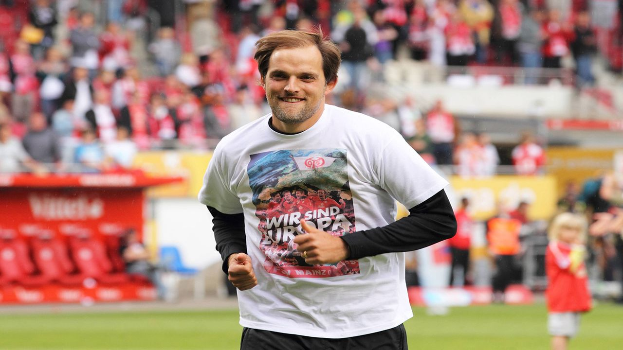 Co-Trainer: Thomas Tuchel (1. FSV Mainz 05) - Bildquelle: Imago