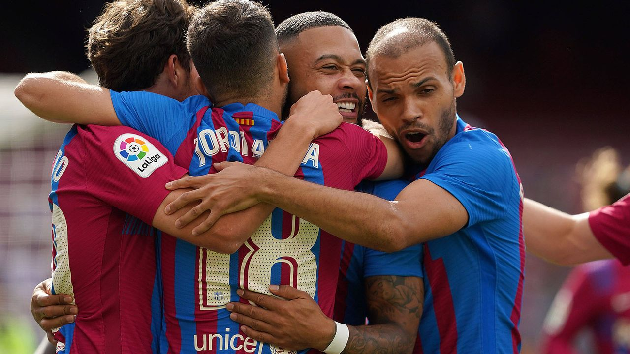 Platz 4: FC Barcelona - Bildquelle: imago images/Alterphotos