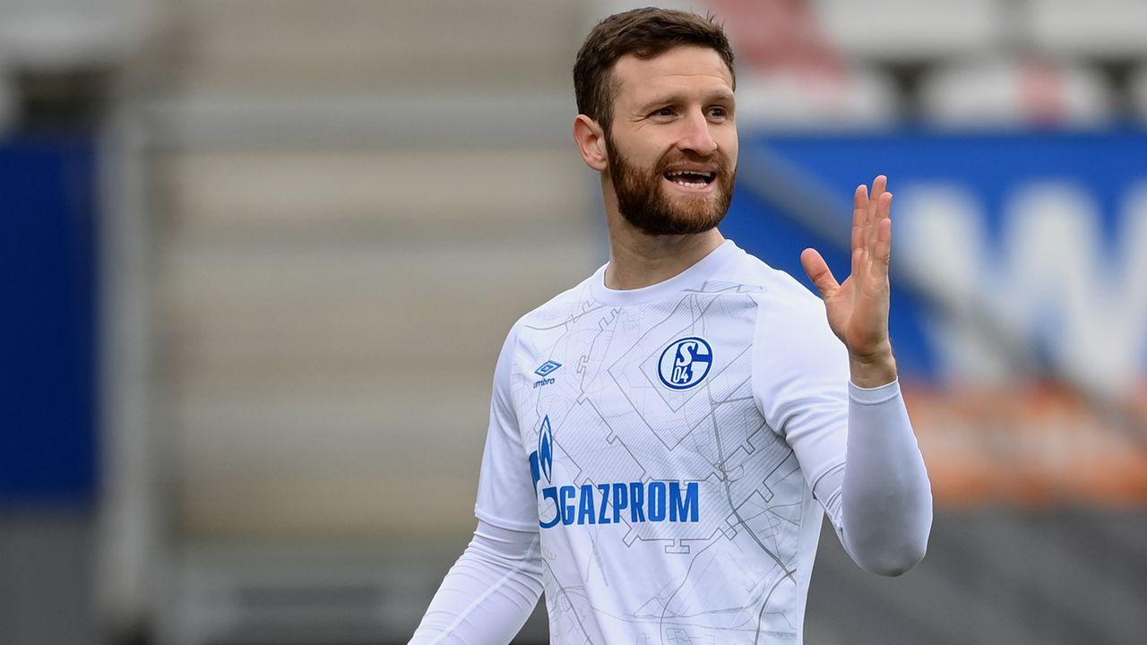 Abwehr: Shkodran Mustafi (FC Schalke 04) - Bildquelle: 2021 Getty Images