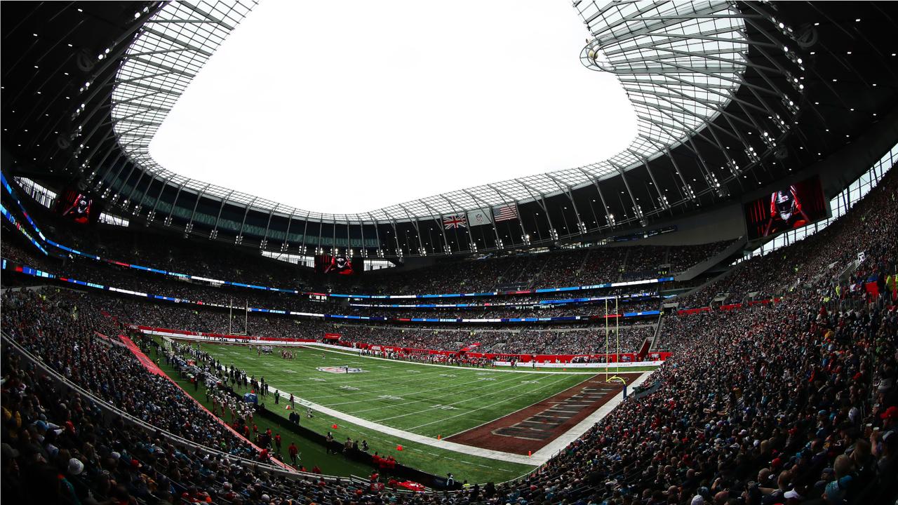 Spielstätte: Tottenham Stadium - Bildquelle: Getty Images