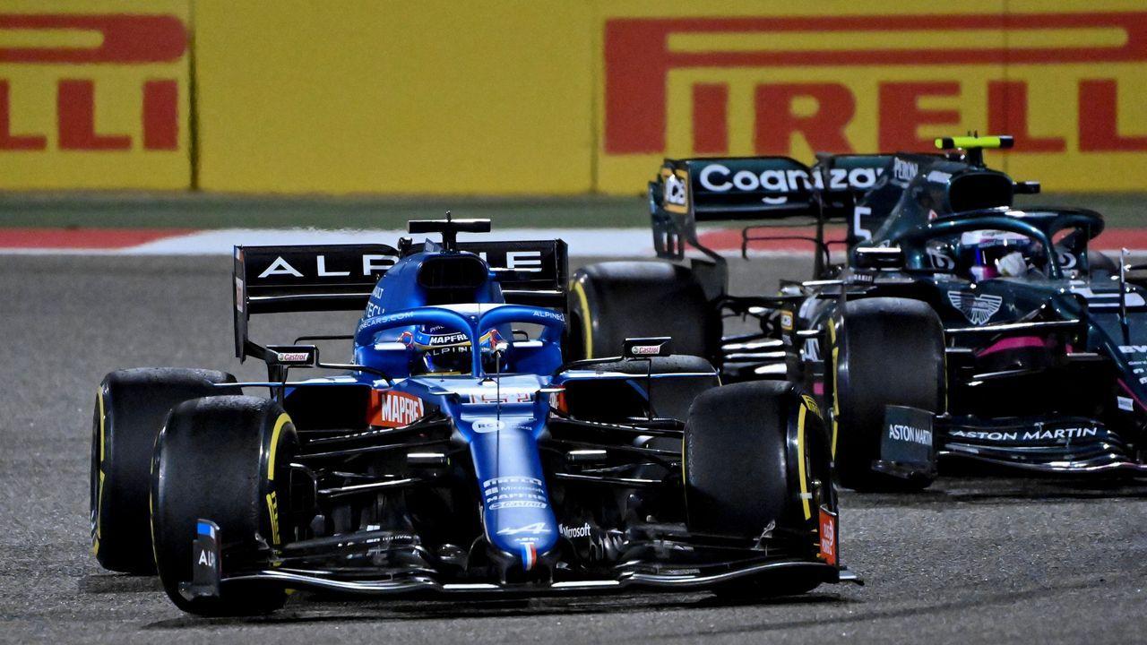 Verlierer: Fernando Alonso - Bildquelle: imago images/HochZwei