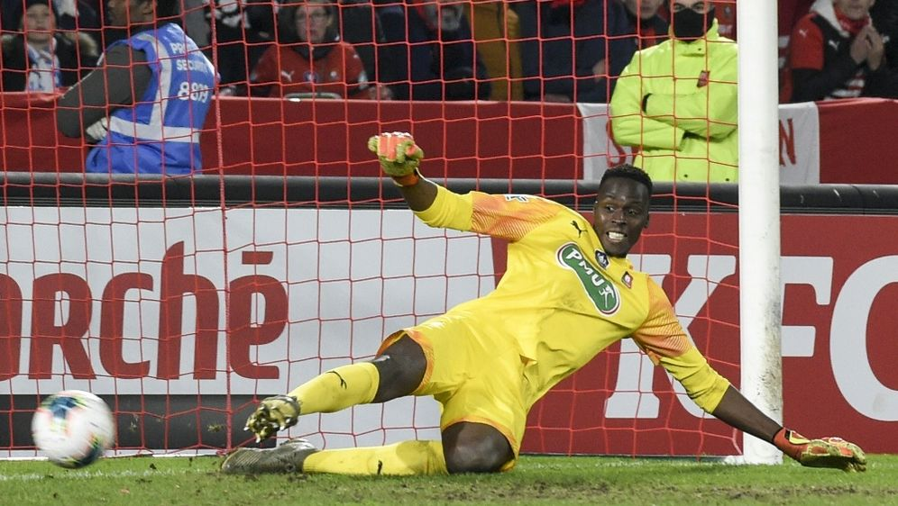 Edouard Mendy wechselt zum FC Chelsea - Bildquelle: AFPSIDSEBASTIEN SALOM-GOMIS