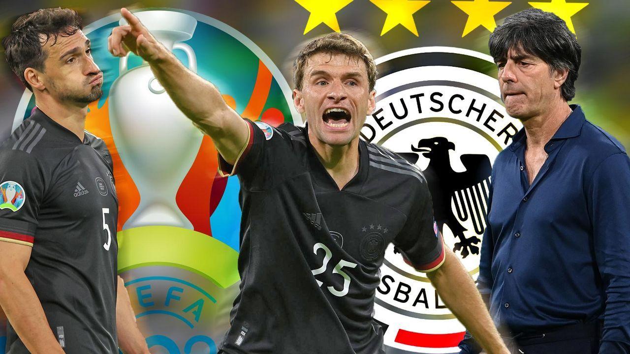 EM 2021: Gewinner und Verlierer des DFB-Teams nach der Gruppenphase - Bildquelle: getty/ran.de