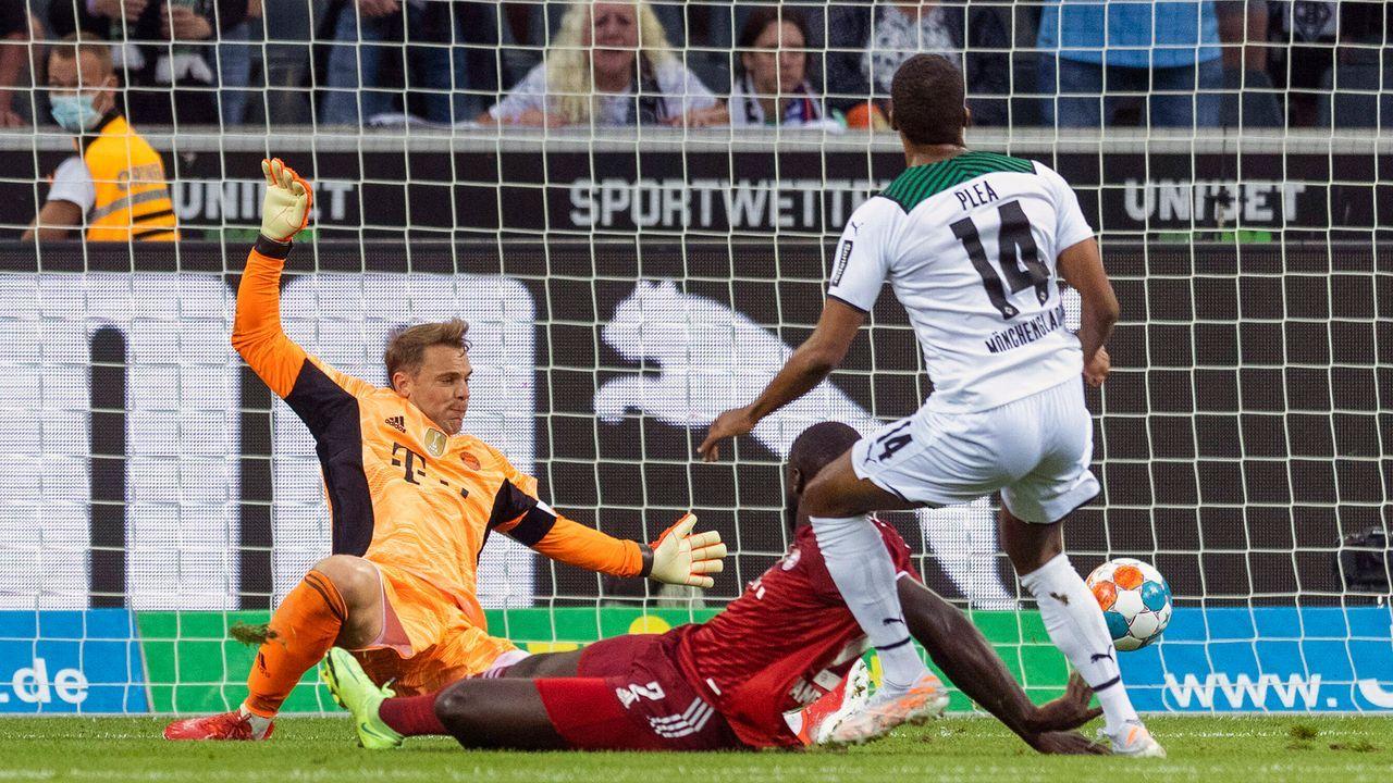 Durchwachsener Saisonstart: Wackeln die Bayern dieses Mal? - Bildquelle: imago images/Moritz Müller