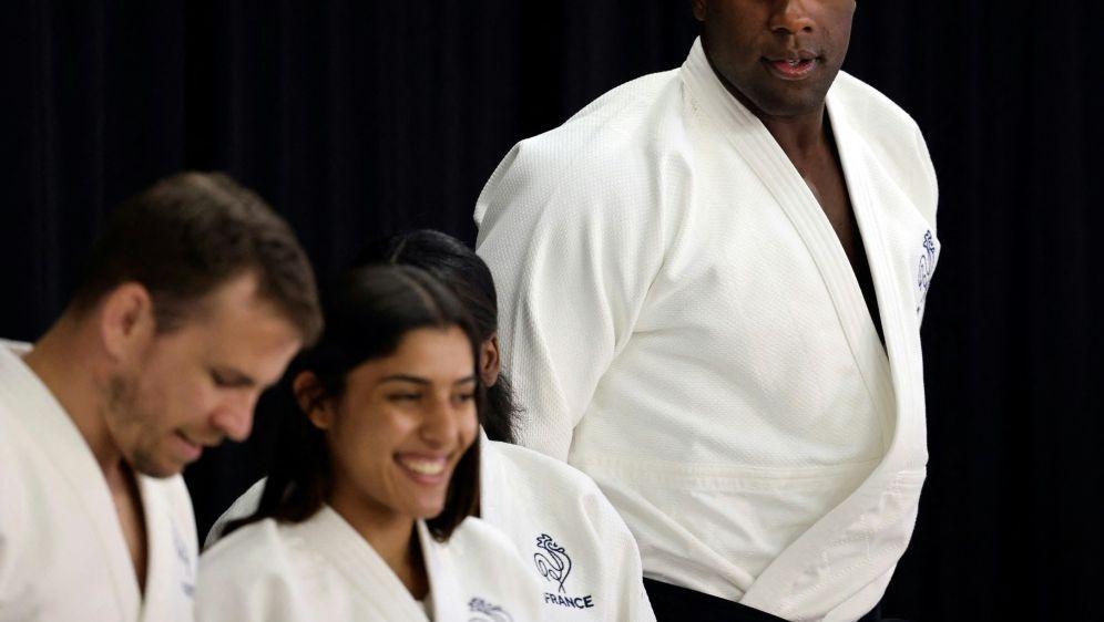 Star-Judoka Teddy Riner zog sich Kreuzbandriss zu - Bildquelle: AFPSIDTHOMAS COEX