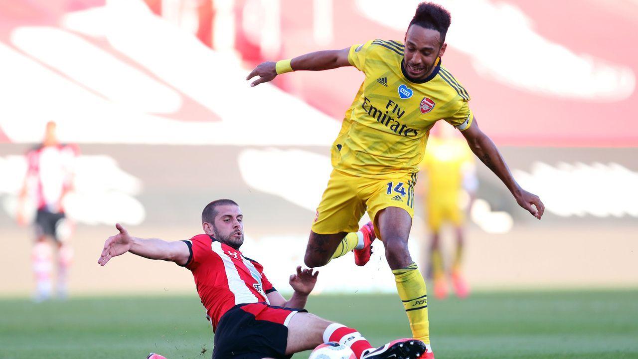 Pierre-Emerick Aubameyang (FC Arsenal) - Bildquelle: 2020 Getty Images