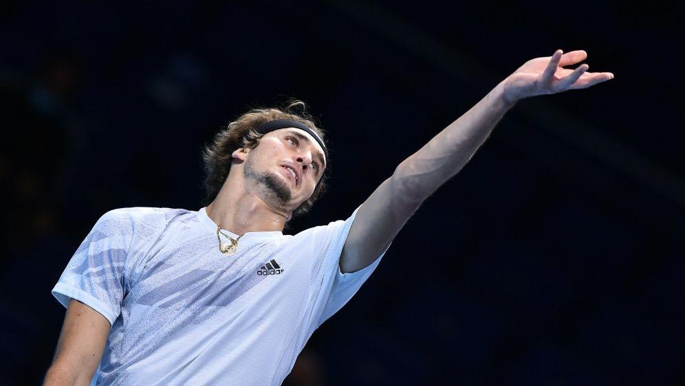 Alexander Zverev startet beim ATP-Cup für Deutschland - Bildquelle: AFPSIDGLYN KIRK