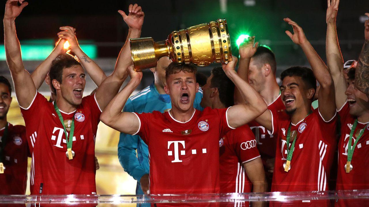 DFB-Pokal-Halbfinale unter Vorbehalt - Bildquelle: Getty Images