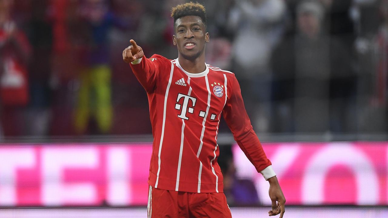 Kingsley Coman  - Bildquelle: 2018 Getty Images