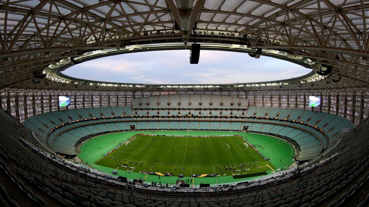 Baku - Olympiastadion Baku - Bildquelle: 2019 Getty Images