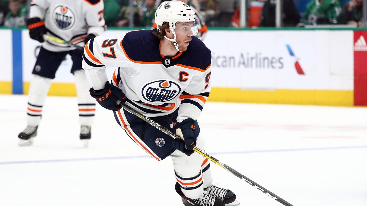 Connor McDavid (Edmonton Oilers) - Bildquelle: getty
