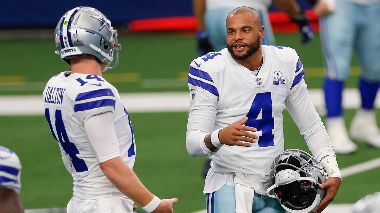 Platz 1: Dallas Cowboys - Bildquelle: Imago Images