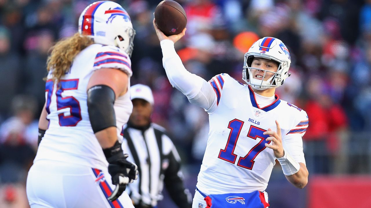 Platz 11: Buffalo Bills - Bildquelle: 2018 Getty Images